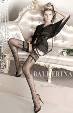 Ballerina 127 Hold Up Nero